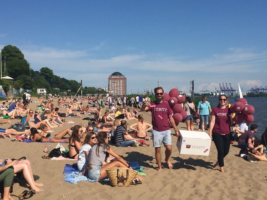Hamburg macht sich frei